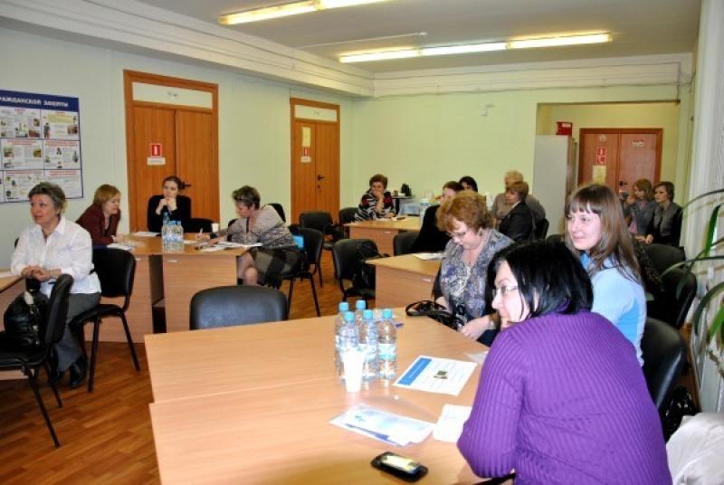 Городской семинар «Организация системы повышения квалификации в районе по формированию ИКТ-компетентности современного учителя»