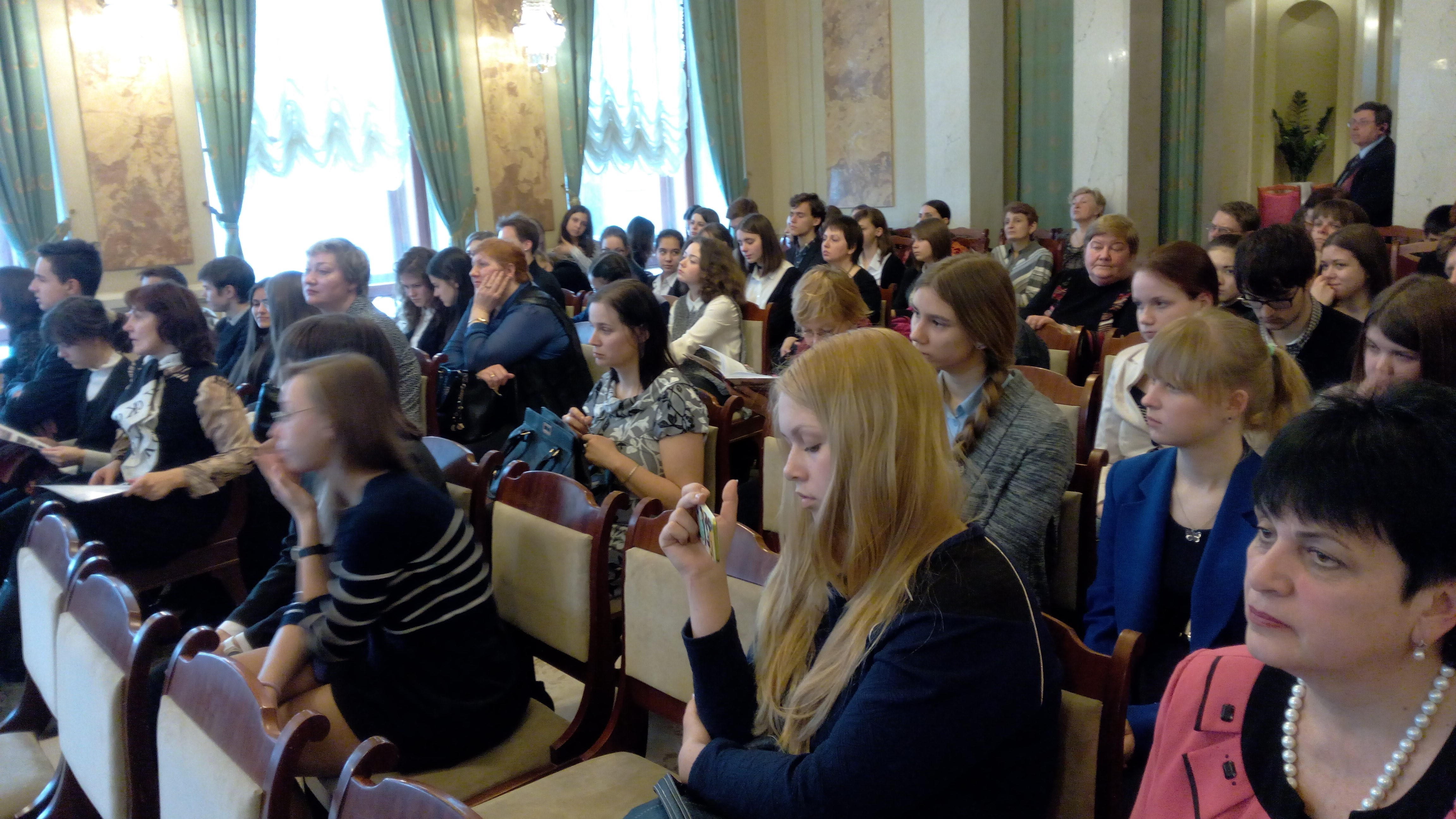 Конференция учителей истории и старшеклассников «Победа одна на всех»
