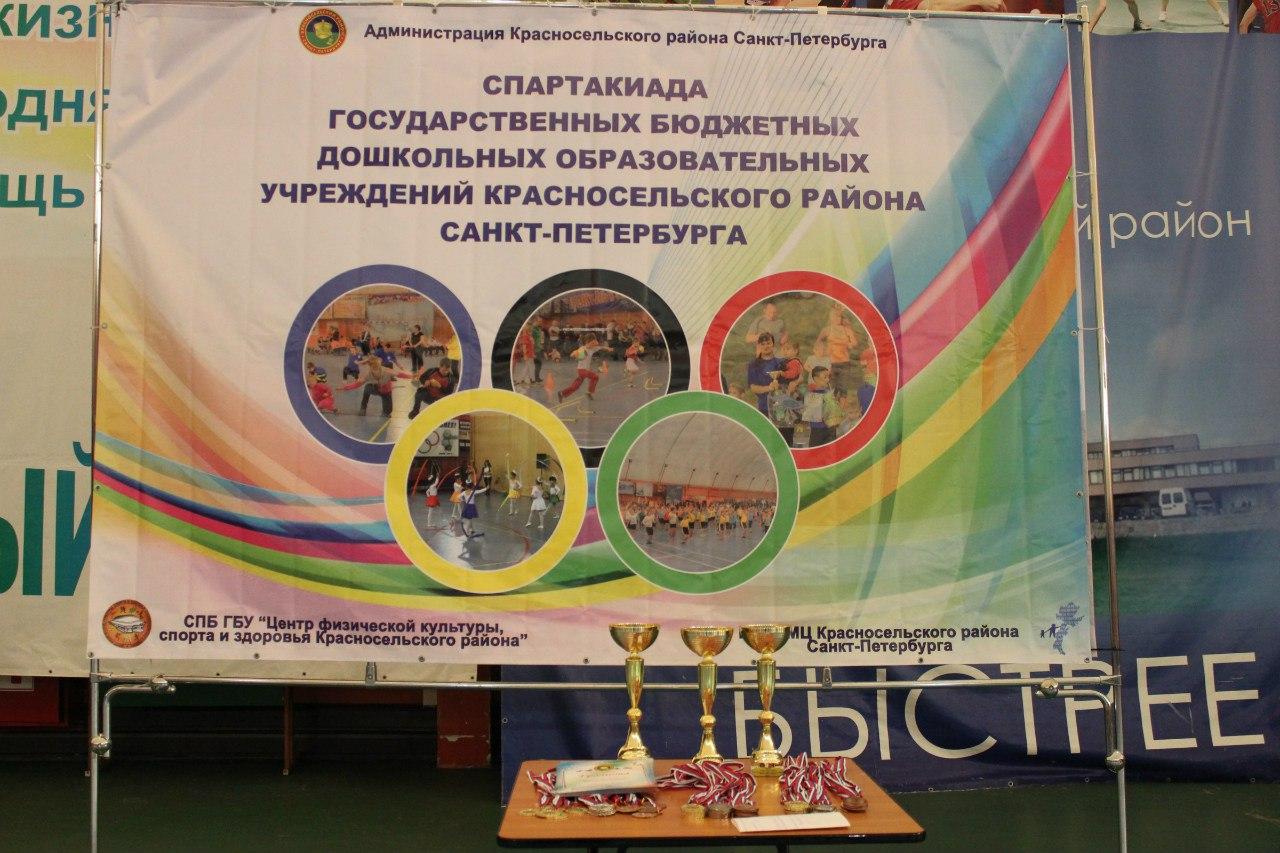 Районные соревнования «Весенняя капель»