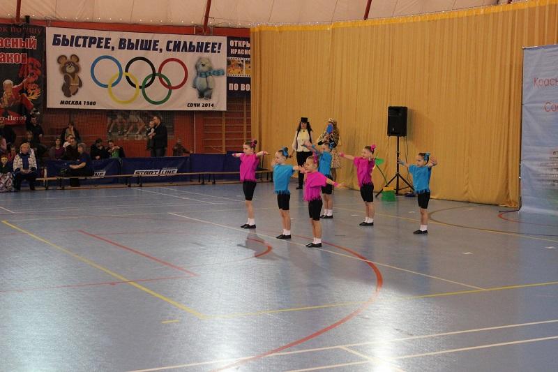 Районные соревнования «Танцевальная мозаика»