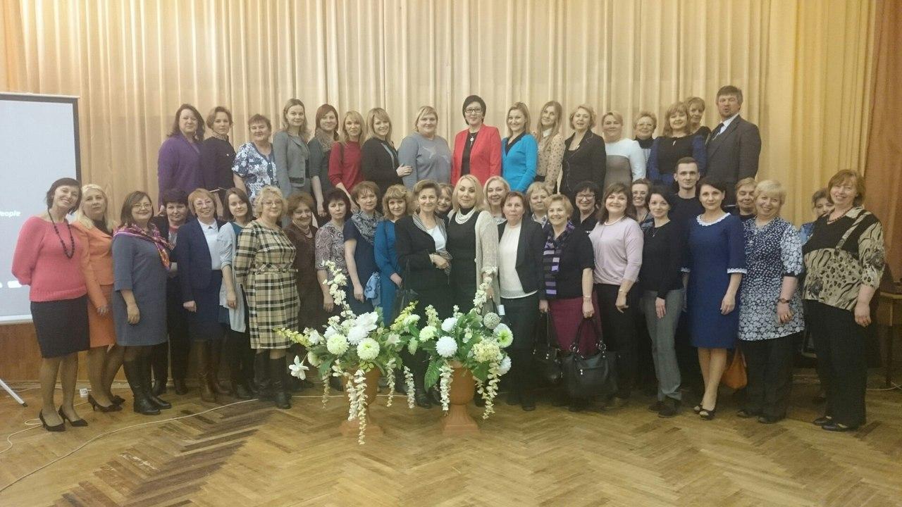 Районный семинар заместителей директоров по ВР и заведующих ОДОД образовательных учреждений Красносельского района Санкт-Петербурга