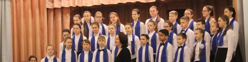 Городская хоровая олимпиада