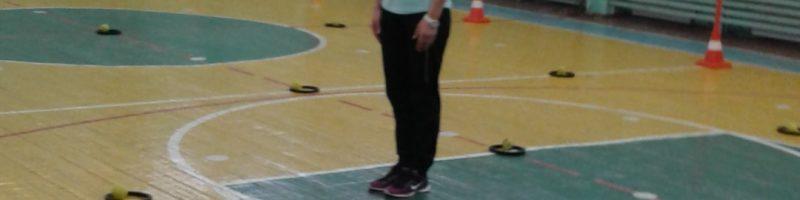 Открытые уроки учителей физической культуры районного конкурса «Педагогические надежды»