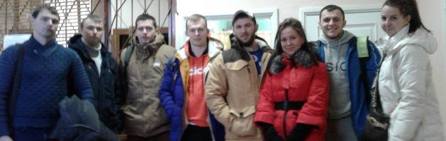 Выступления команды Красносельского района в соревнованиях по стрельбе из пневматической винтовки