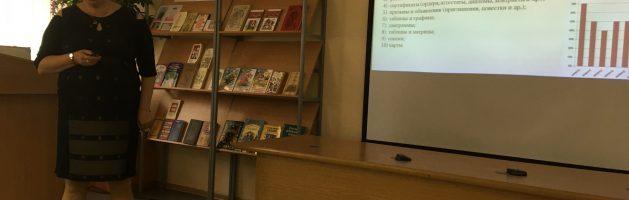 Городской семинар «Технология и приемы работы с текстом в начальной школе в условиях реализации ФГОС»
