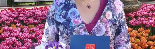 Церемония награждения дипломантов конкурса педагогических достижений Санкт-Петербурга