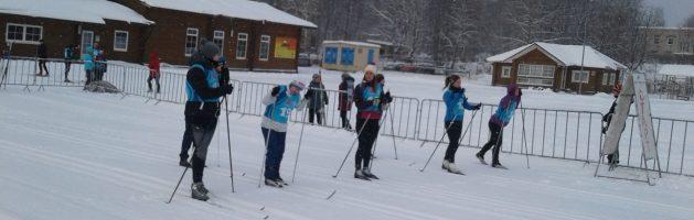 Спартакиада молодых специалистов (лыжные гонки)
