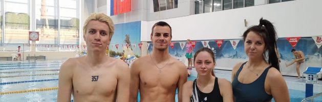 Итоги соревнований по плаванию среди молодых специалистов Санкт-Петербурга
