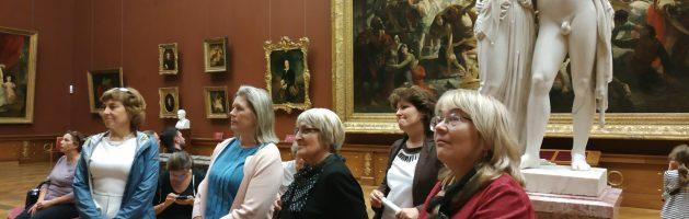 Установочный семинар в Русском музее