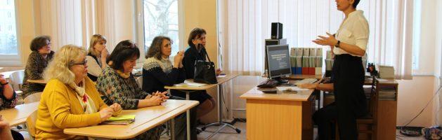 Семинар «Цифровое поколение: формирование готовности к самоопределению»