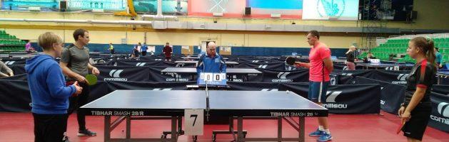 Итоги соревнований по настольному теннису Спартакиады молодых специалистов образовательных организаций